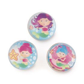 Mermaid Bouncing Balls (12)