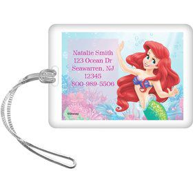 Mermaid Personalized Luggage Tag (Each)