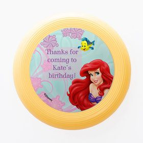 Mermaid Personalized Mini Discs (Set of 12)