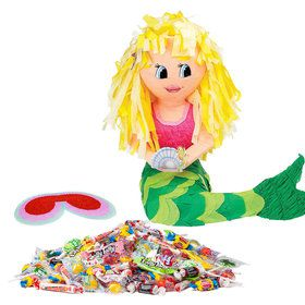 Mermaid Pinata Kit