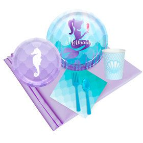 Mermaids Under the Sea Party Pack