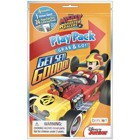 Mickey and the Roadster Racers PlayPack