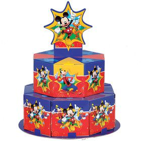 Mickey Mouse Favor Box Centerpiece (8 Boxes)