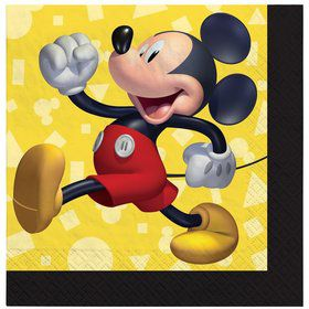 Mickey Mouse Forever Beverage Napkins (16)