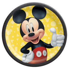 Mickey Mouse Forever Dessert Plates (8)