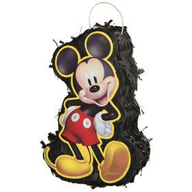 Mickey Mouse Forever Mini Pinata Decorations