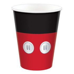 Mickey Mouse Forever Paper Cups (8)