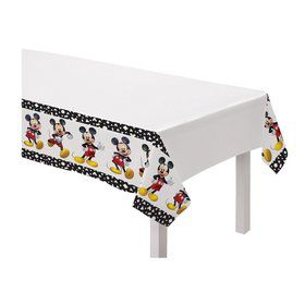 Mickey Mouse Forever Plastic Table Cover