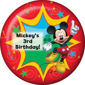 Mickey Mouse Personalized Magnet (Each)