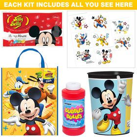 Mickey On The Go Favor Kit (For 1 Guest)