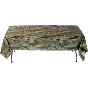 Military Camo Tablecover (1)