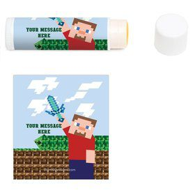 Mind Craft Personalized Lip Balm (12 Pack)