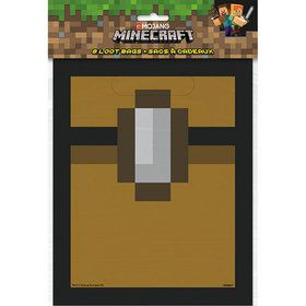 Minecraft Loot Bag (8)