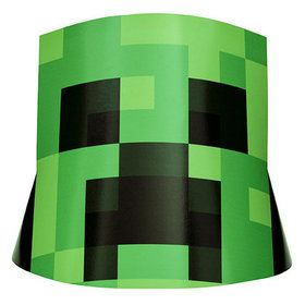 Minecraft Party Hats (8)