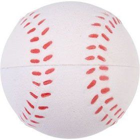 "Mini Foam 2.5"" Baseball (12 Pack)"