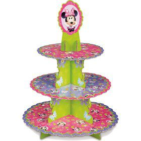 Minnie Centerpiece Cupcake Stand (Each)