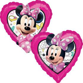 "Minnie Happy Helpers 18"" Balloon (1)"