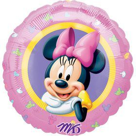 "Minnie Mouse 18"" Balloon (Each)"