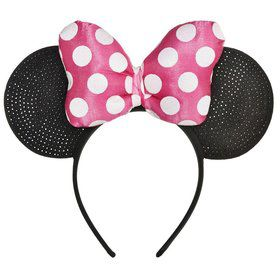 Minnie Mouse Forever Deluxe Headband