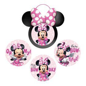 Minnie Mouse Forever Wall Frame and Cutout Decoration Kit
