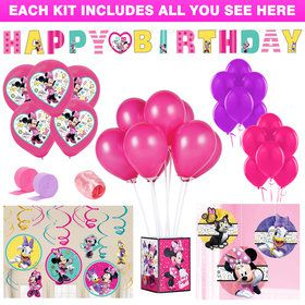 Minnie Mouse Helpers Decoration Kit
