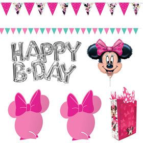 Minnie Mouse Helpers Room Decorating Kit
