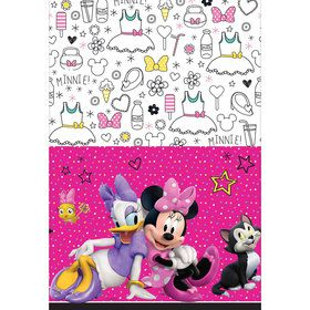 Minnie Mouse Helpers Table Cover (1)