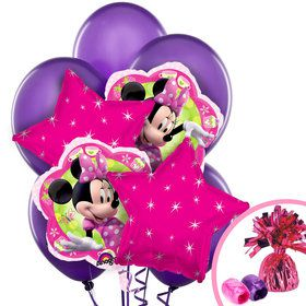 Minnie Mouse Party Balloon Kit
