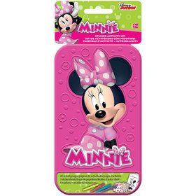 Minnie Mouse Sticker Activity Box