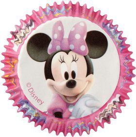 Minnie MouseCupcake Baking Cups (50 Pack)