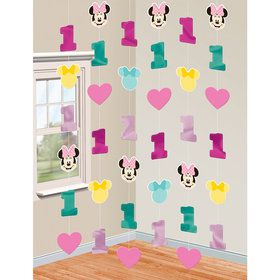 Minnie's Fun To Be One Hanging String Decorations
