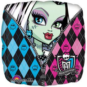 "Monster High 17"" Balloon (Each)"