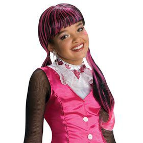 Monster High Draculaura Wig Child