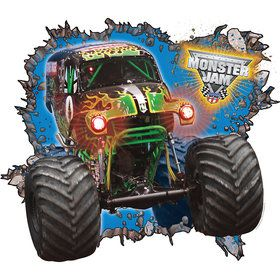 Monster Jam 3D Giant Wall Decal