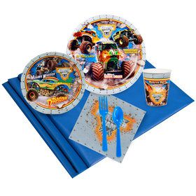 Monster Jam 3D Party Pack