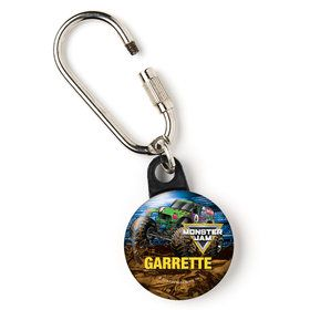 "Monster Jam Personalized 1"" Carabiner (Each)"