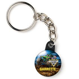 "Monster Jam Personalized 1"" Mini Key Chain (Each)"