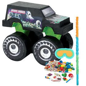Monster Jam Pinata