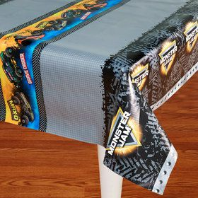 Monster Jam Tablecover