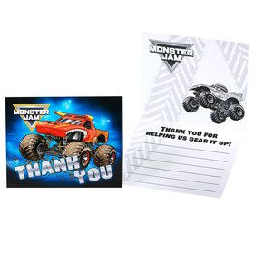 Monster Jam Thank You Notes (8)