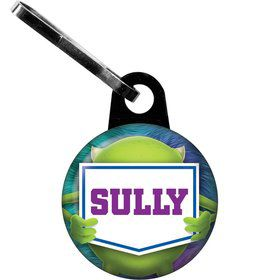 Monster Personalized Zipper Pull (Each)