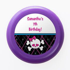 Monster School Personalized Mini Discs (Set of 12)