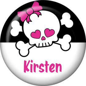 Monster School Personalized Mini Magnet (each)