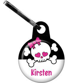 Monster School Personalized Zipper Pull (each)