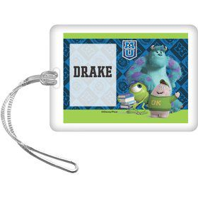 Monsters Personalized Bag Tag (Each)