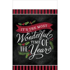 Most Wonderful Time of The Year Tablecover (1)