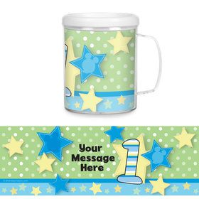 Mouse 1st Birthday Personalized Favor Mug (Each)