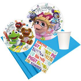 Muppet Babies Party Pack for 8