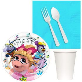 Muppet Babies Snack Pack for 16