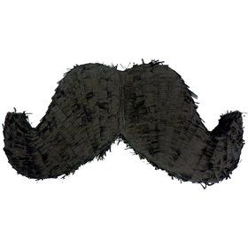 Mustache Shaped Pinata (Each)